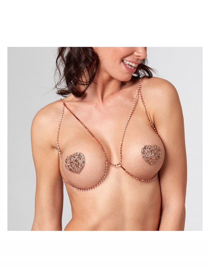LOVE diamant nipples sexy
