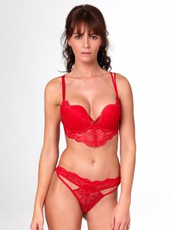 FRISSON soutien-gorge push-up bcd