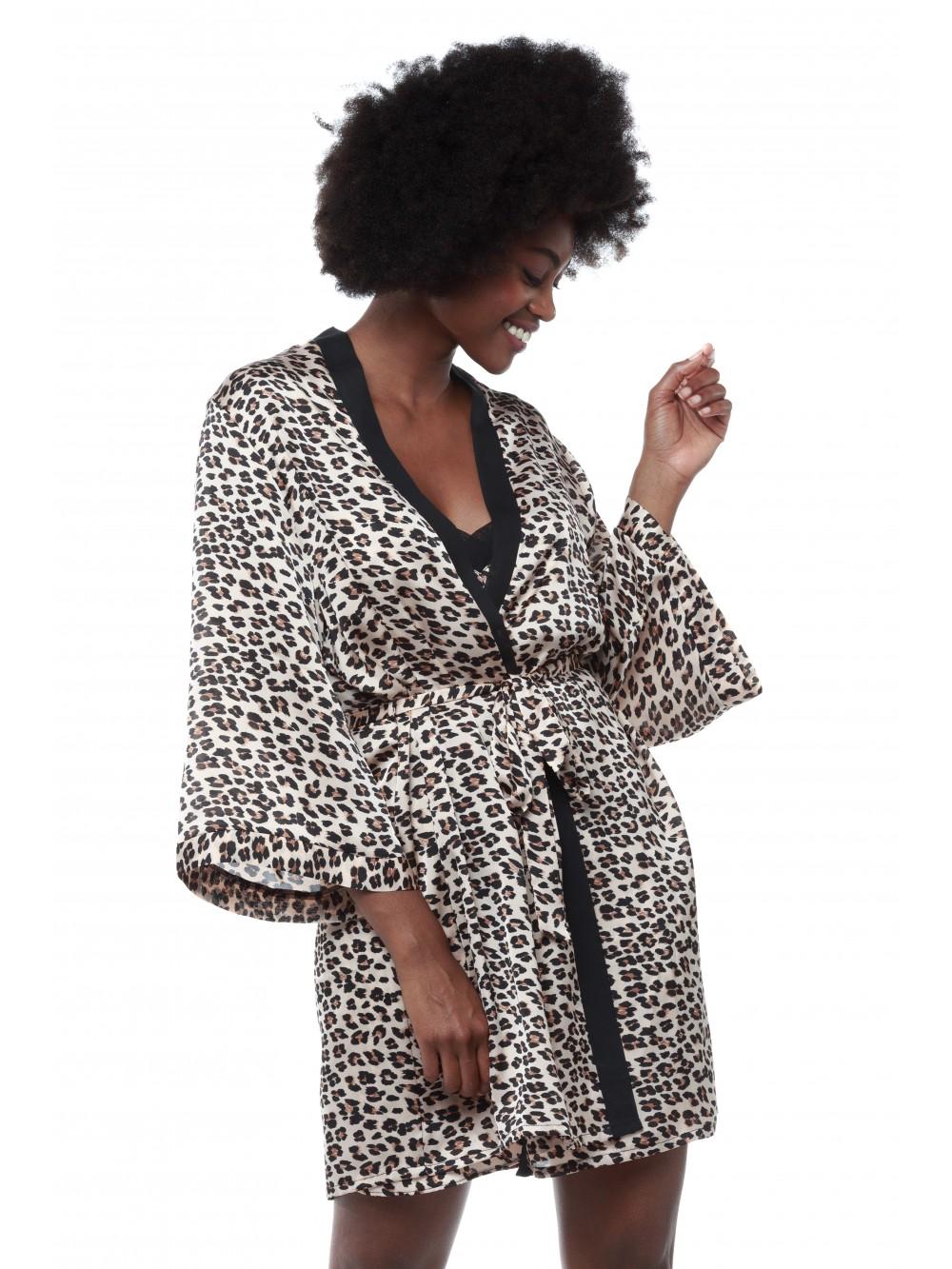 PANTHERE kimono